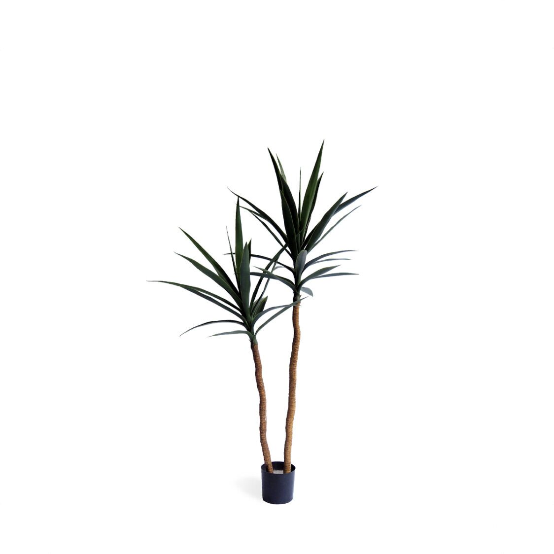 Pollyanna Potted Artificial Yucca Tree