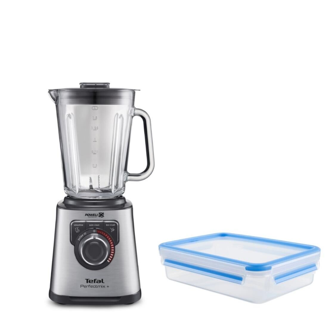 Tefal Perfect Mix  High Speed Blender with Free Masterseal Rect 08L BL811  K30218