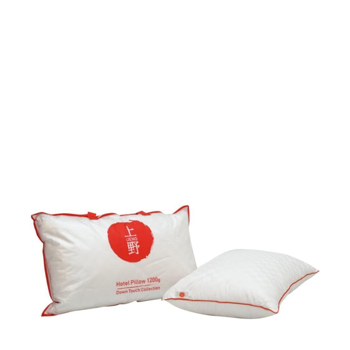Ueno Down Touch 1200g Pillow
