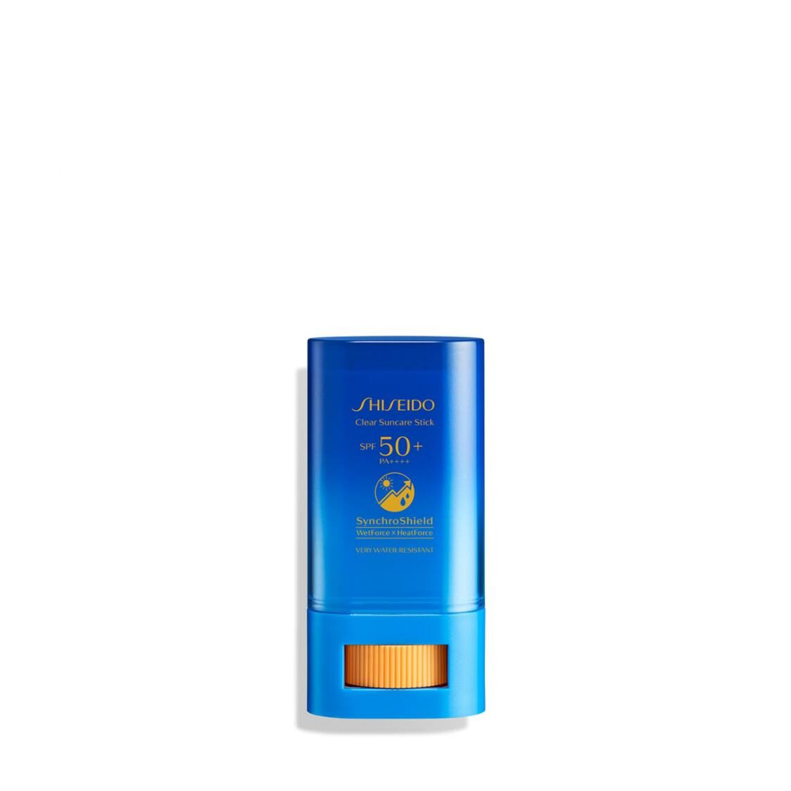 Shiseido Clear Suncare Stick SPF 50 PA