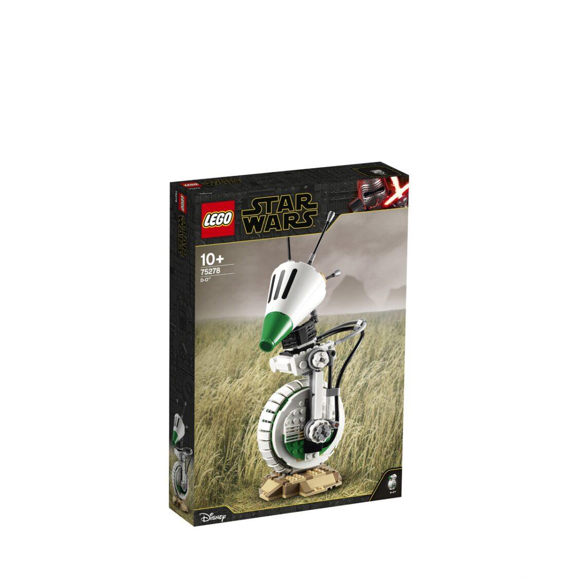 LEGO STAR WARS - D-O 75278