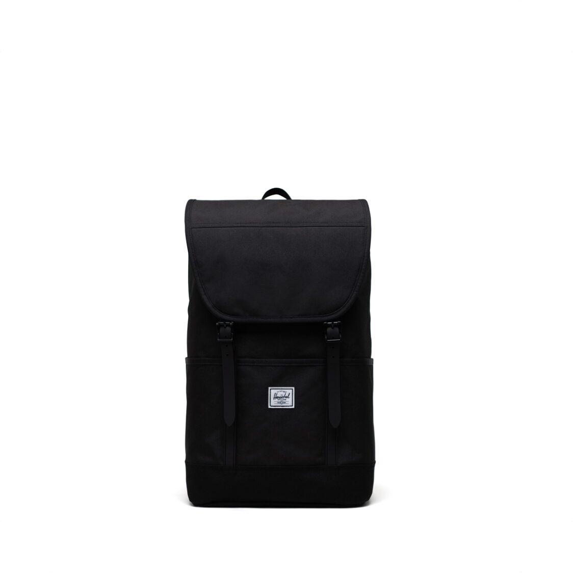 Herschel Retreat Pro Black Backpack 11039-00001-OS
