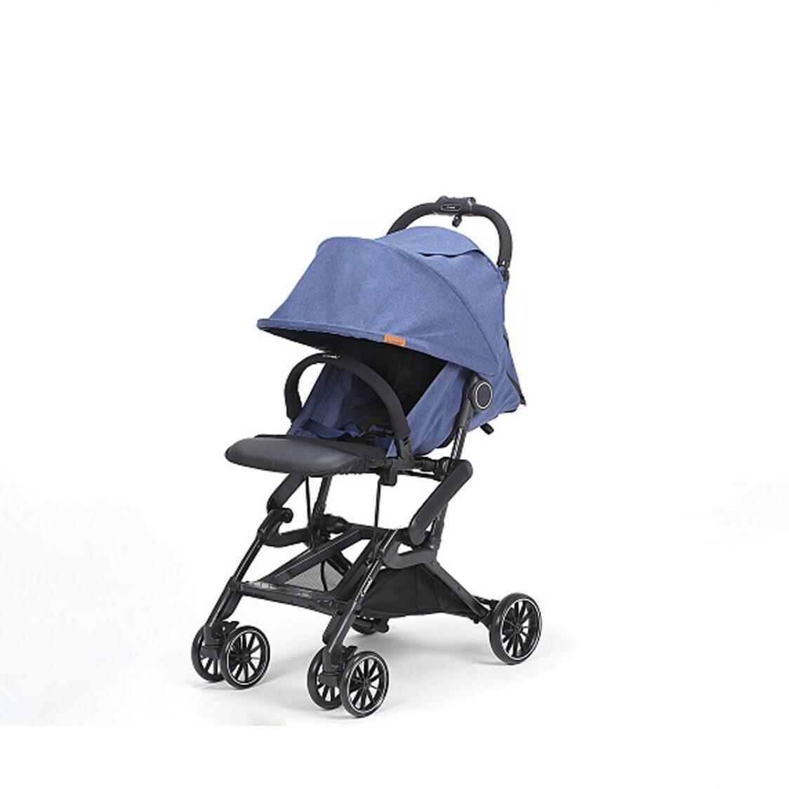Combi CFS Bay Blue Compact Folding Stroller 136 Months 6KG