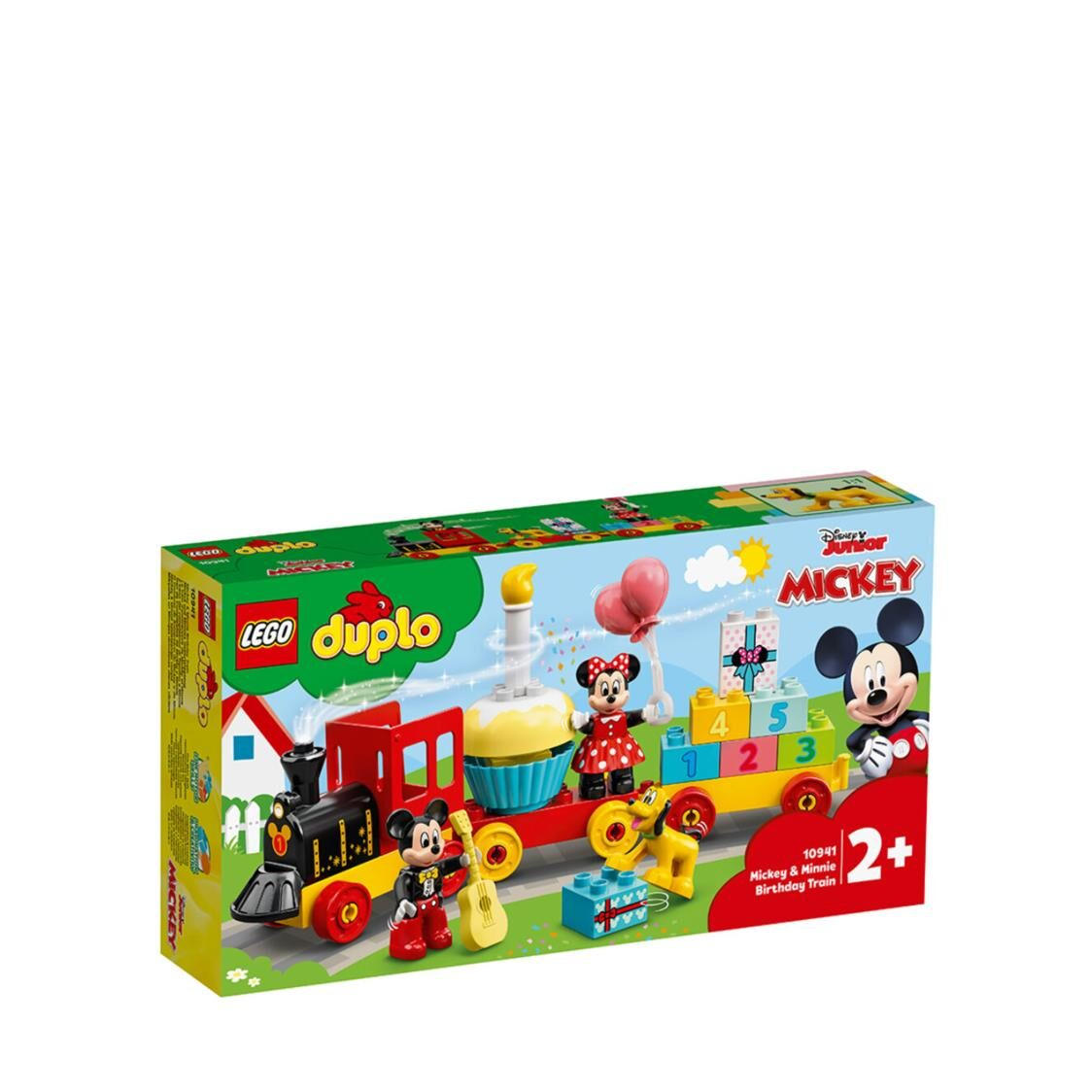 LEGO DUPLO Disney - Mickey  Minnie Birthday Train 10941