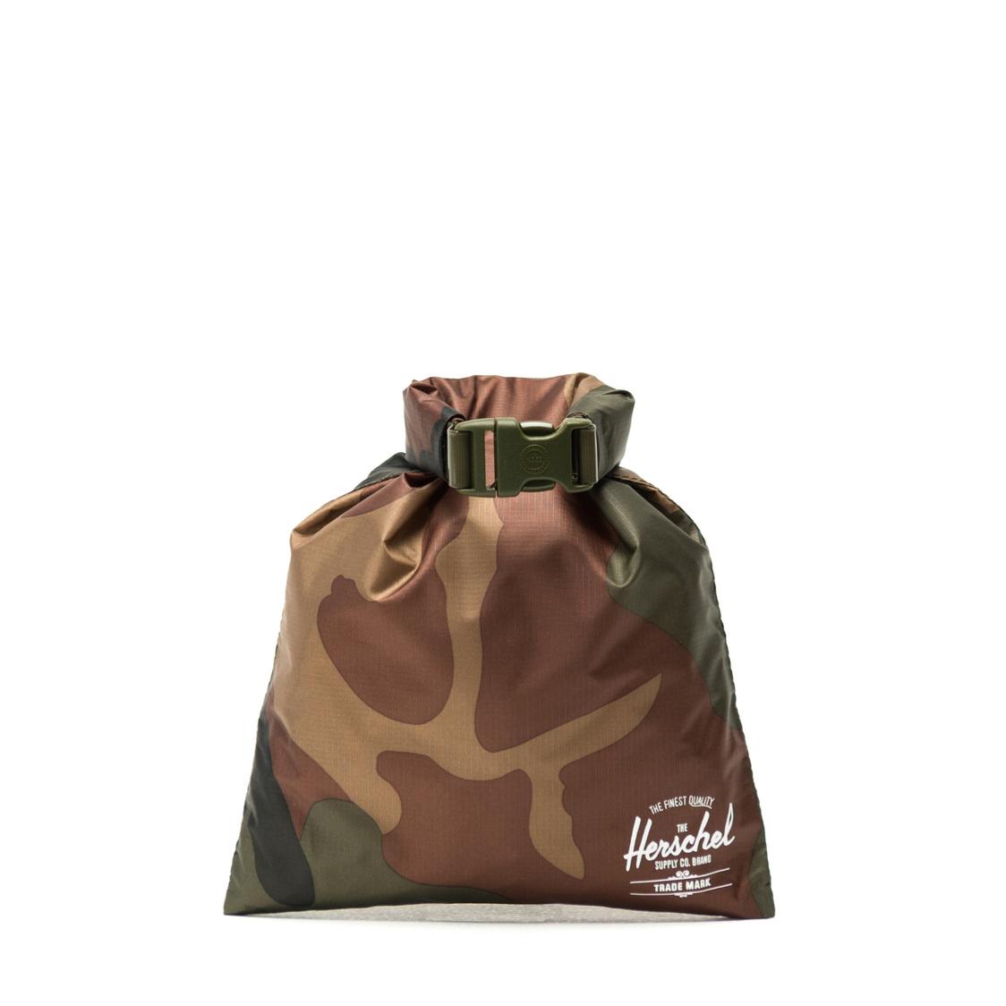 Dry Bag Woodland Camo 10527-02507-OS