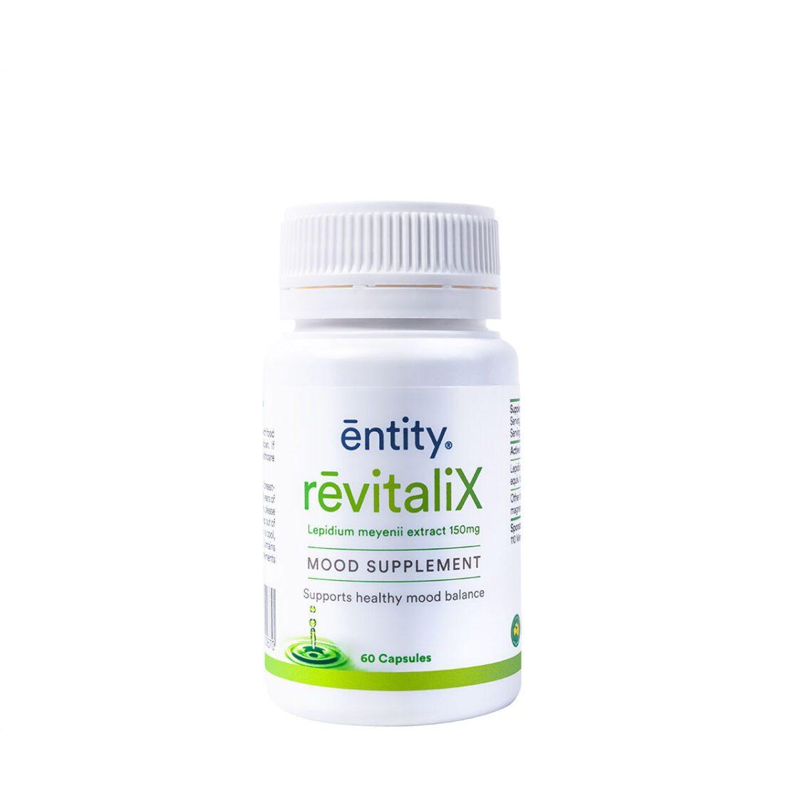 Entity RevitaliX Mood Boosting 60s
