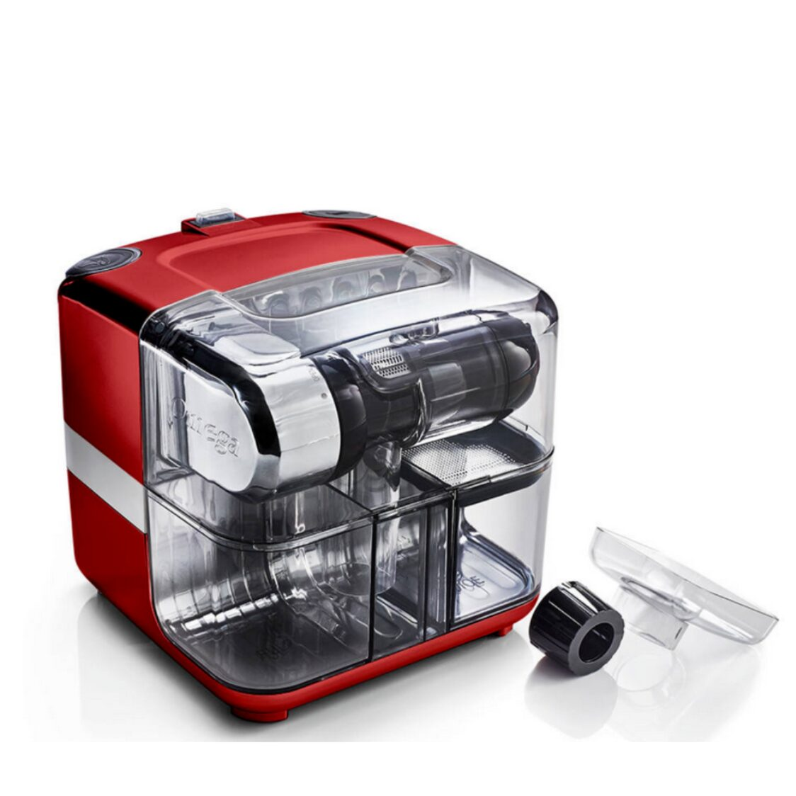 Omega USA Cube Juicer Red OMEGA003027