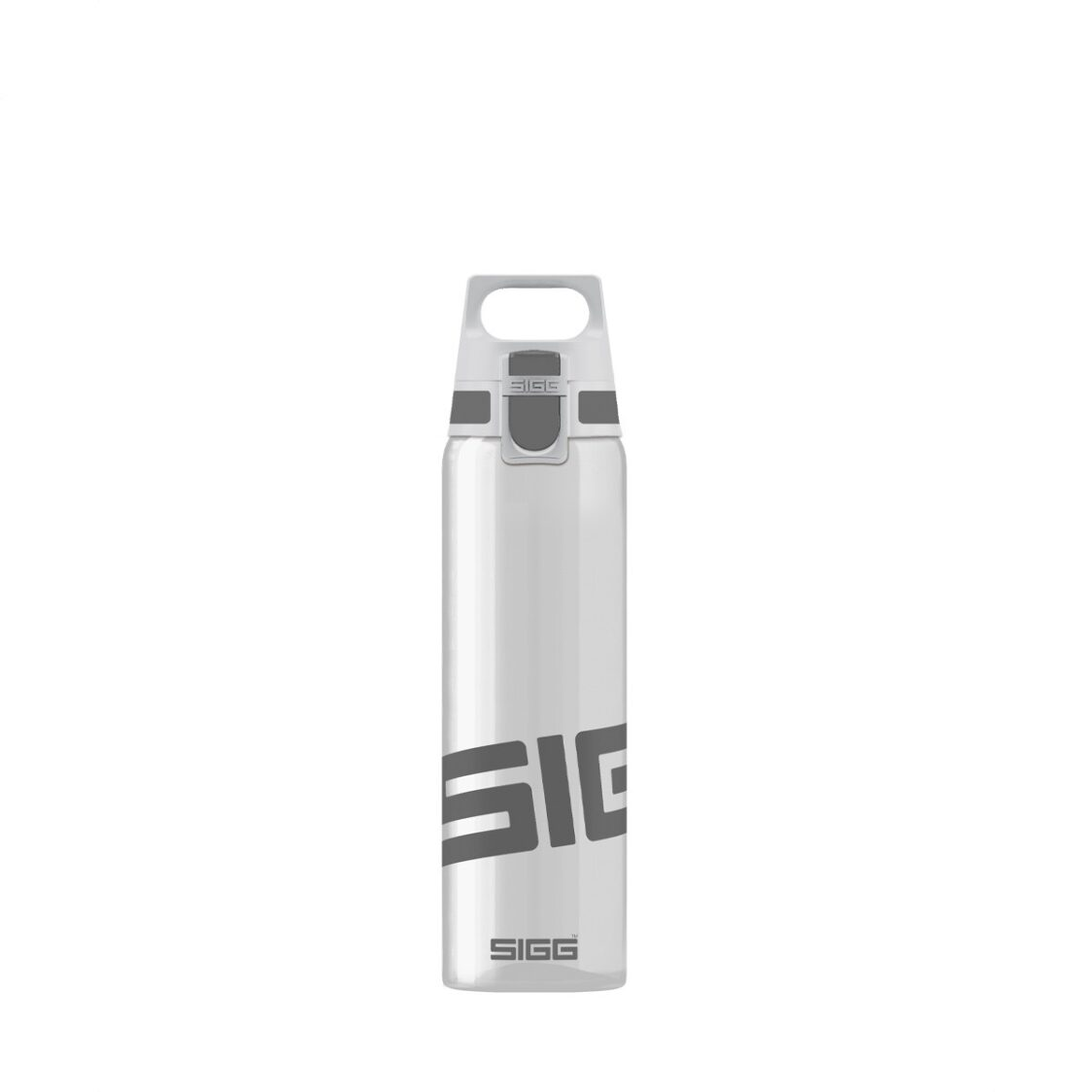 Sigg Total Clear One 750ml Water Bottle 863390  Anthracite