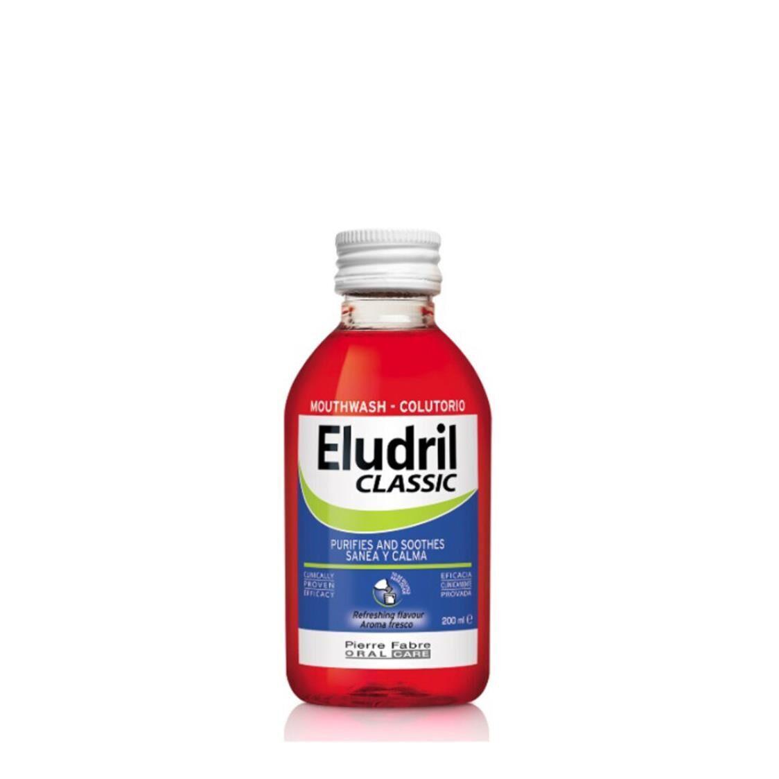 Elgydium Classic Mouthwash 200ml