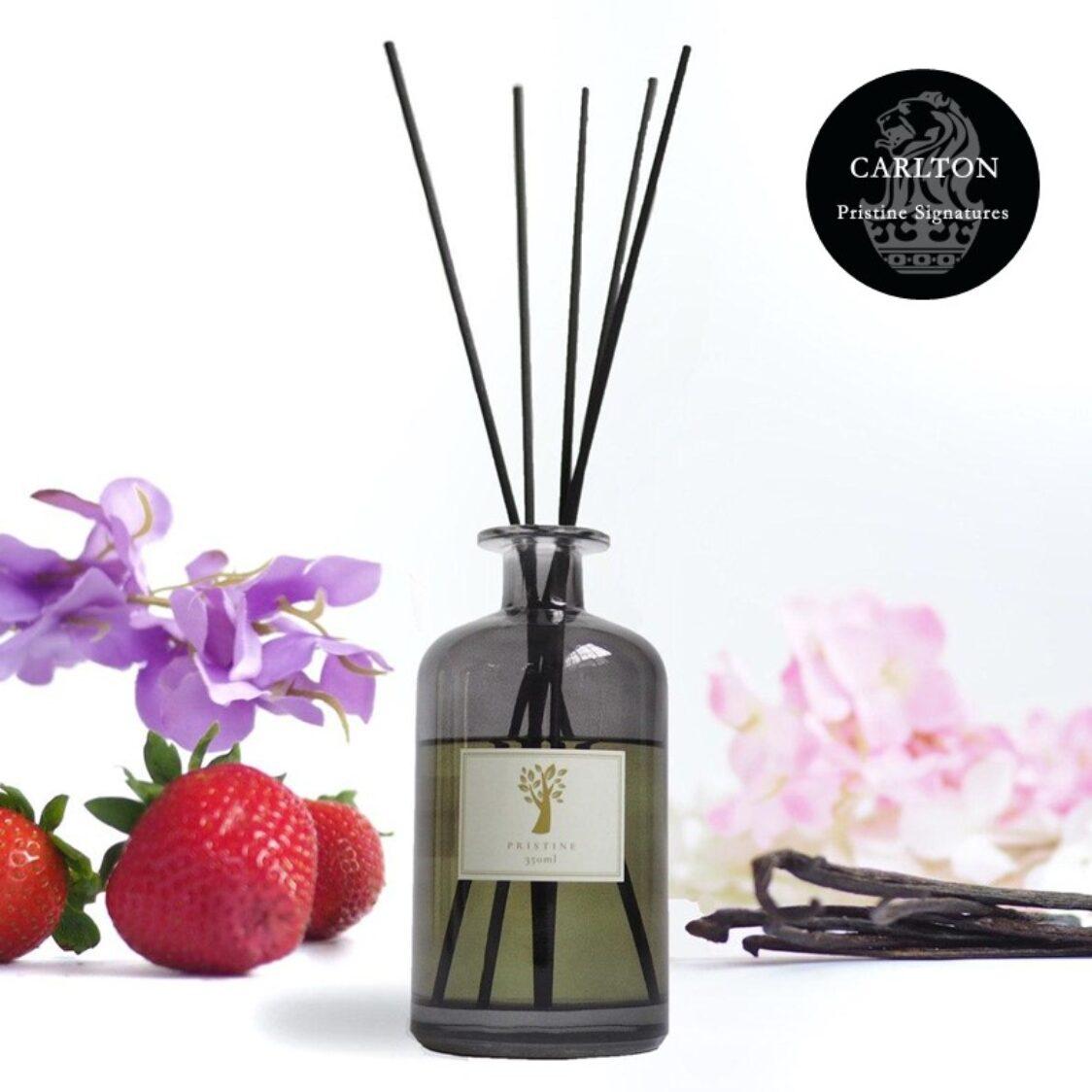 Pristine Aroma Carlton Signature Scent Reed Diffuser 350ml
