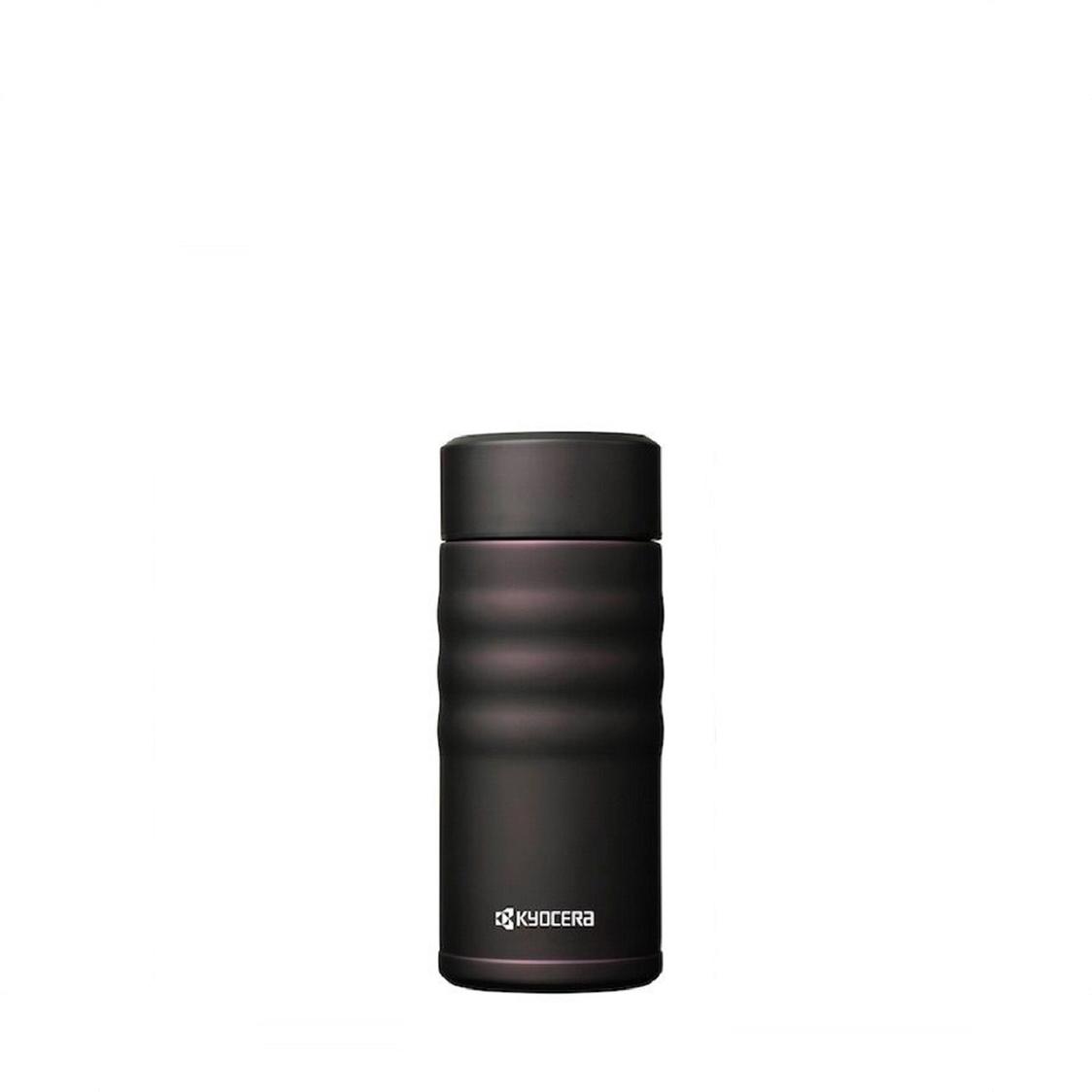 Kyocera 350ml Cerabrid Mug - Black
