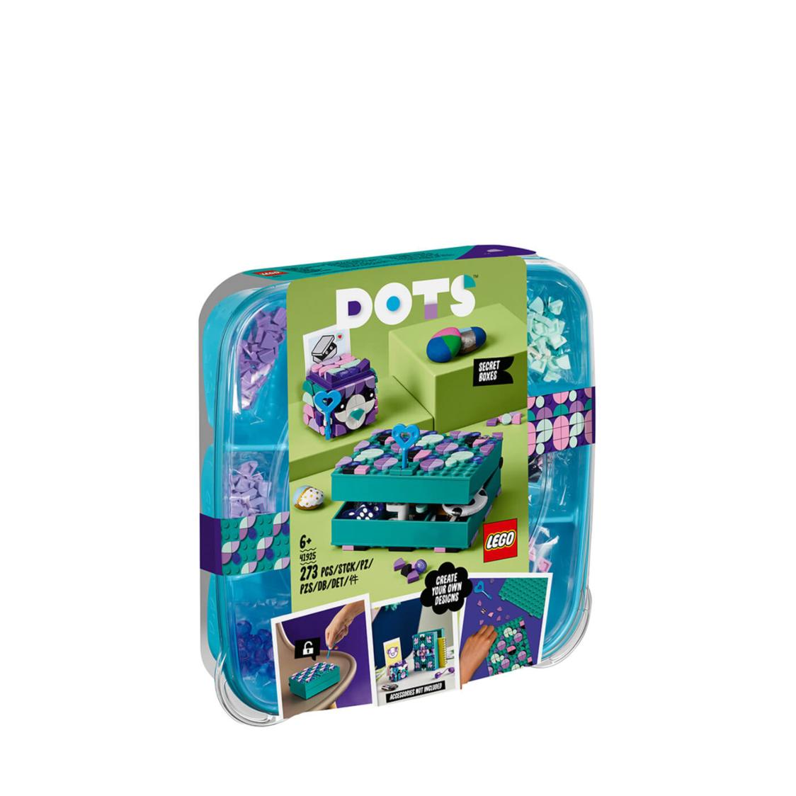 LEGO DOTS - Secret Boxes 41925