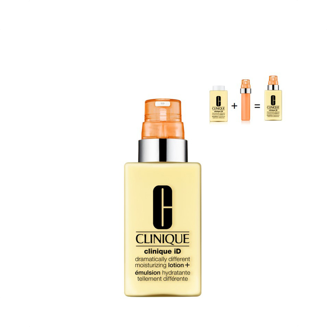 Clinique iD Dramatically Different Moisturizing Lotion 115ml  Active Cartridge Concentrate Kit