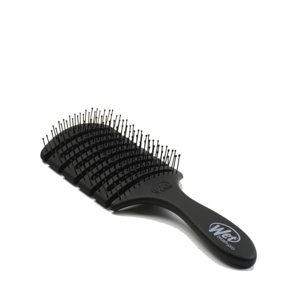 Wet Brush Flex Dry Paddle - Black