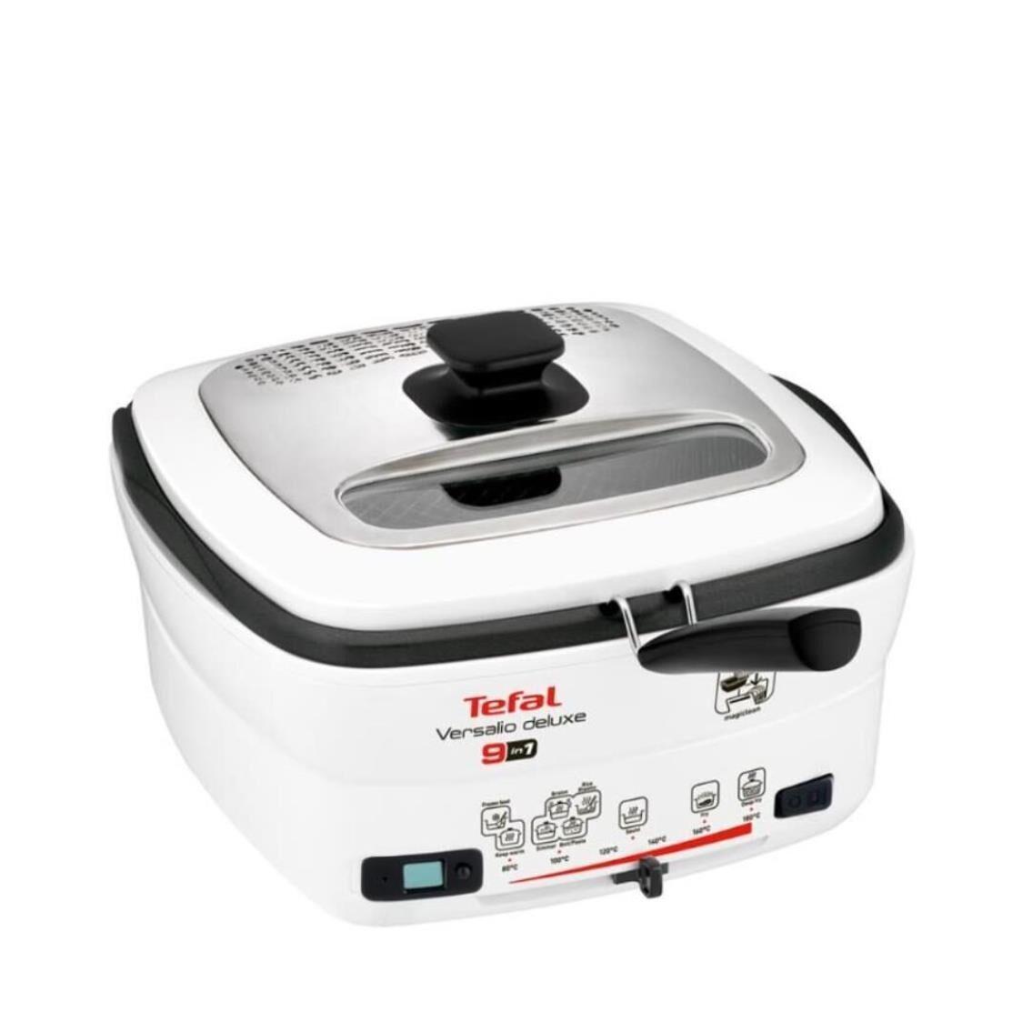 Tefal Versalio Deluxe 9-in-1 Multicooker Fryer FR4950