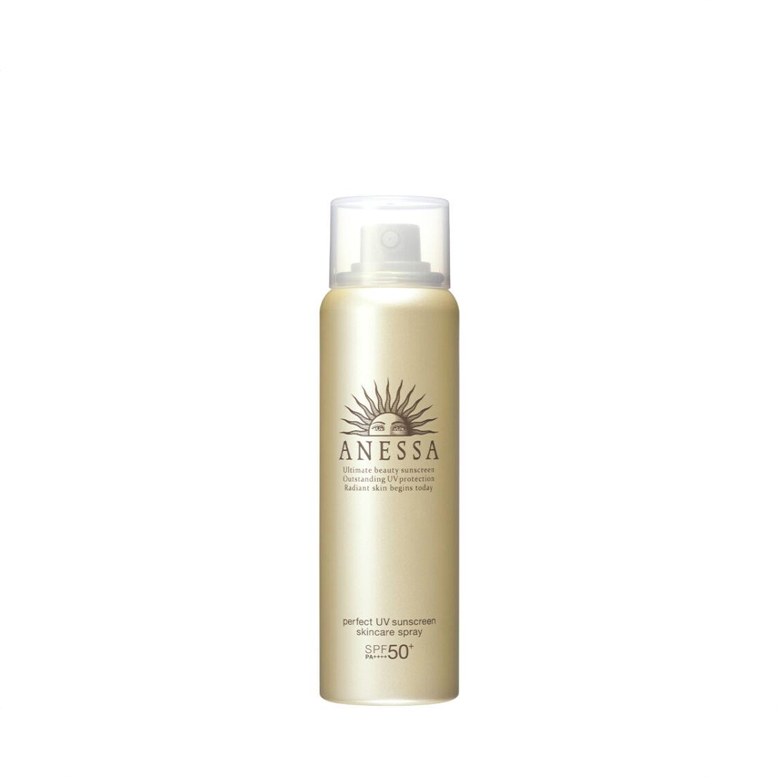Anessa Perfect UV Sunscreen Skincare Spray 60g