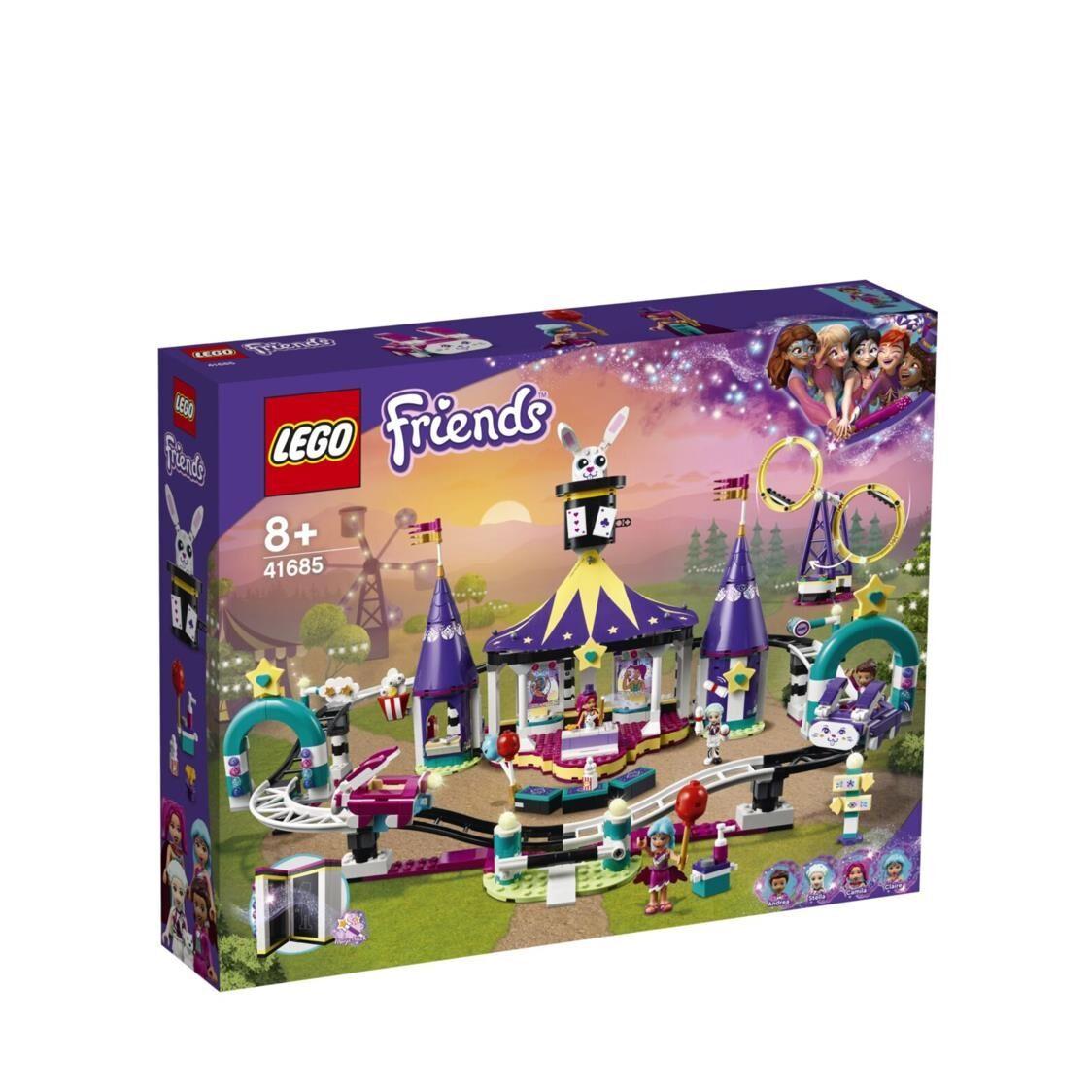 LEGO Friends - Magical Funfair Roller Coaster 41685