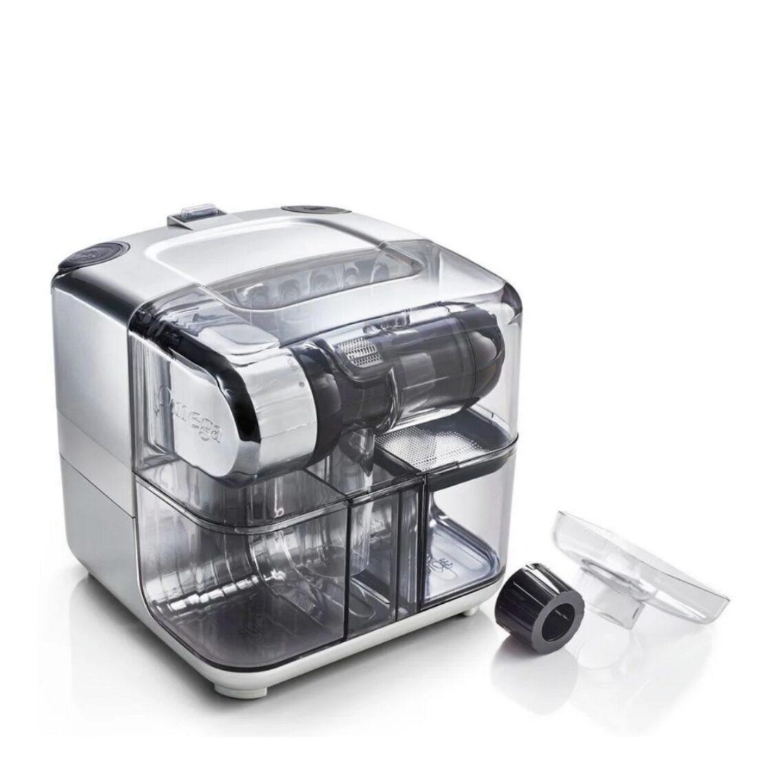 Omega USA Cube Juicer Silver OMEGA003034