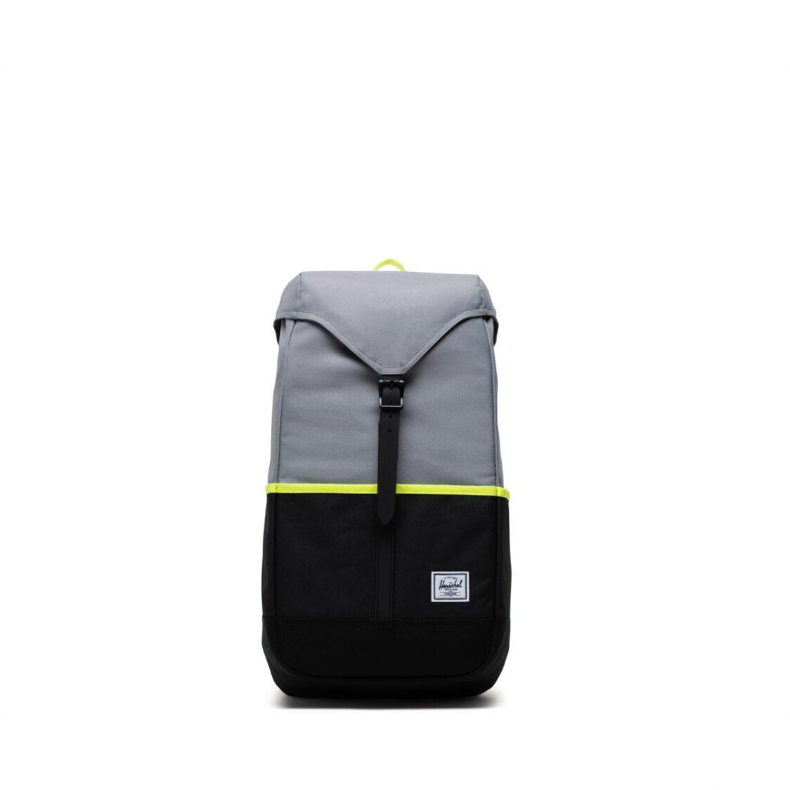 Herschel Thompson Pro GreyBlackSafety Yellow Backpack 11041-04942-OS