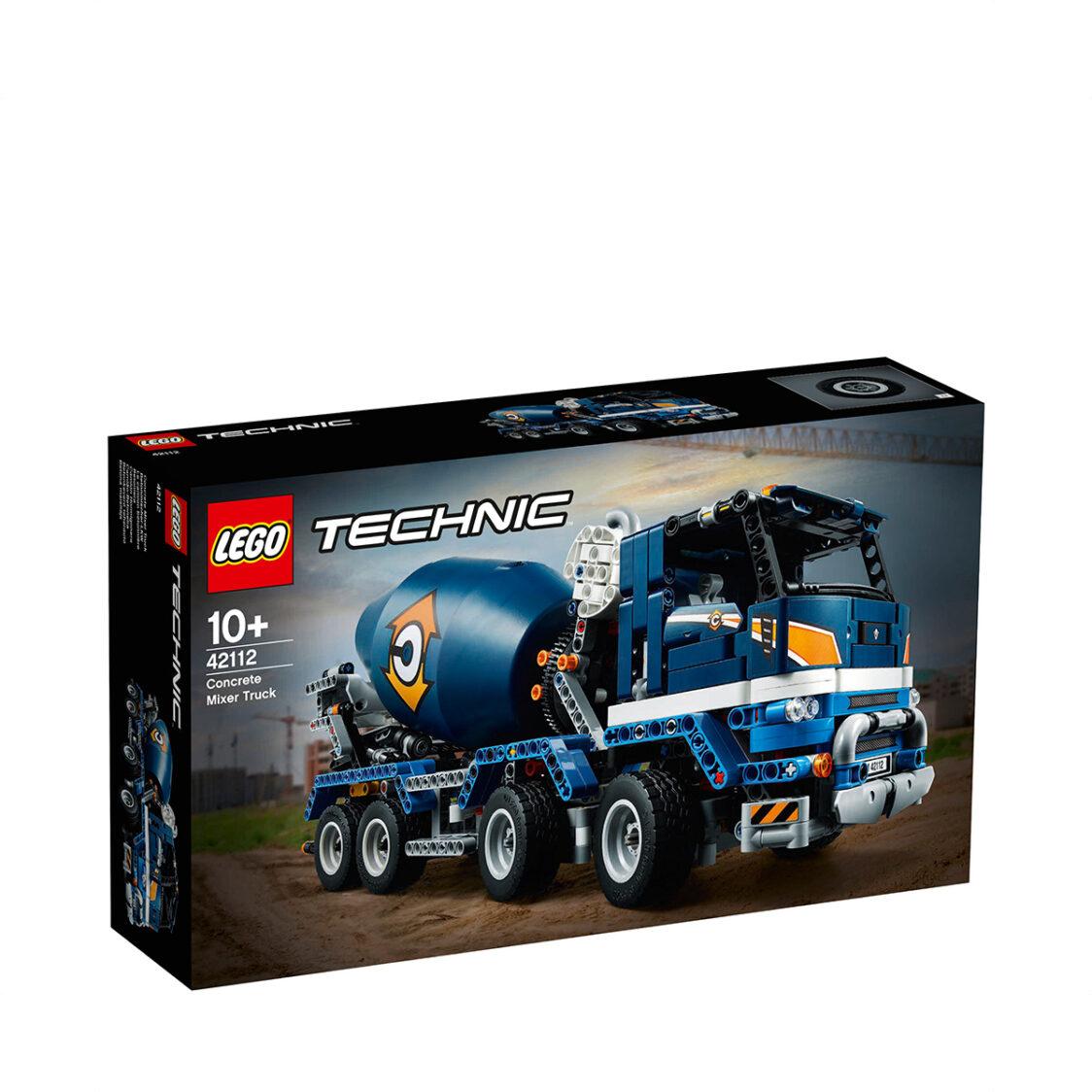 LEGO TECHNIC - Concrete Mixer Truck 42112