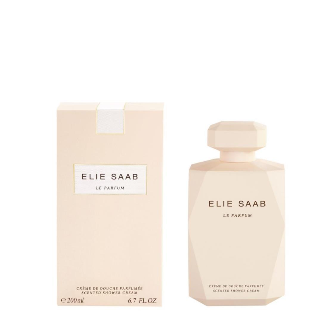 Elie Saab Le Parfum Scented Shower Cream 200ml