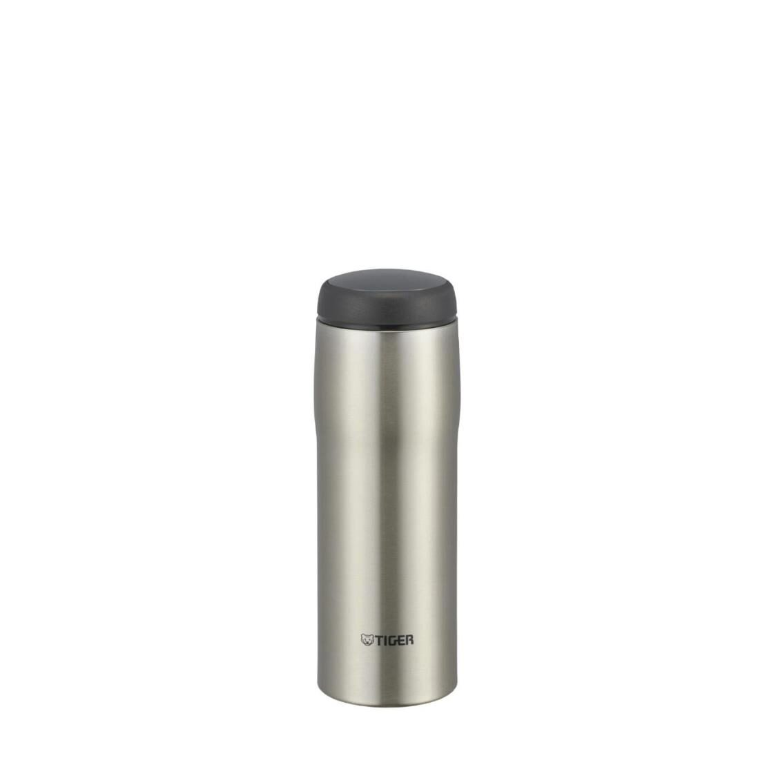 Tiger 360ml Stainless Steel Mug - Clear Stainless Made in Japan MJA-B048 XC