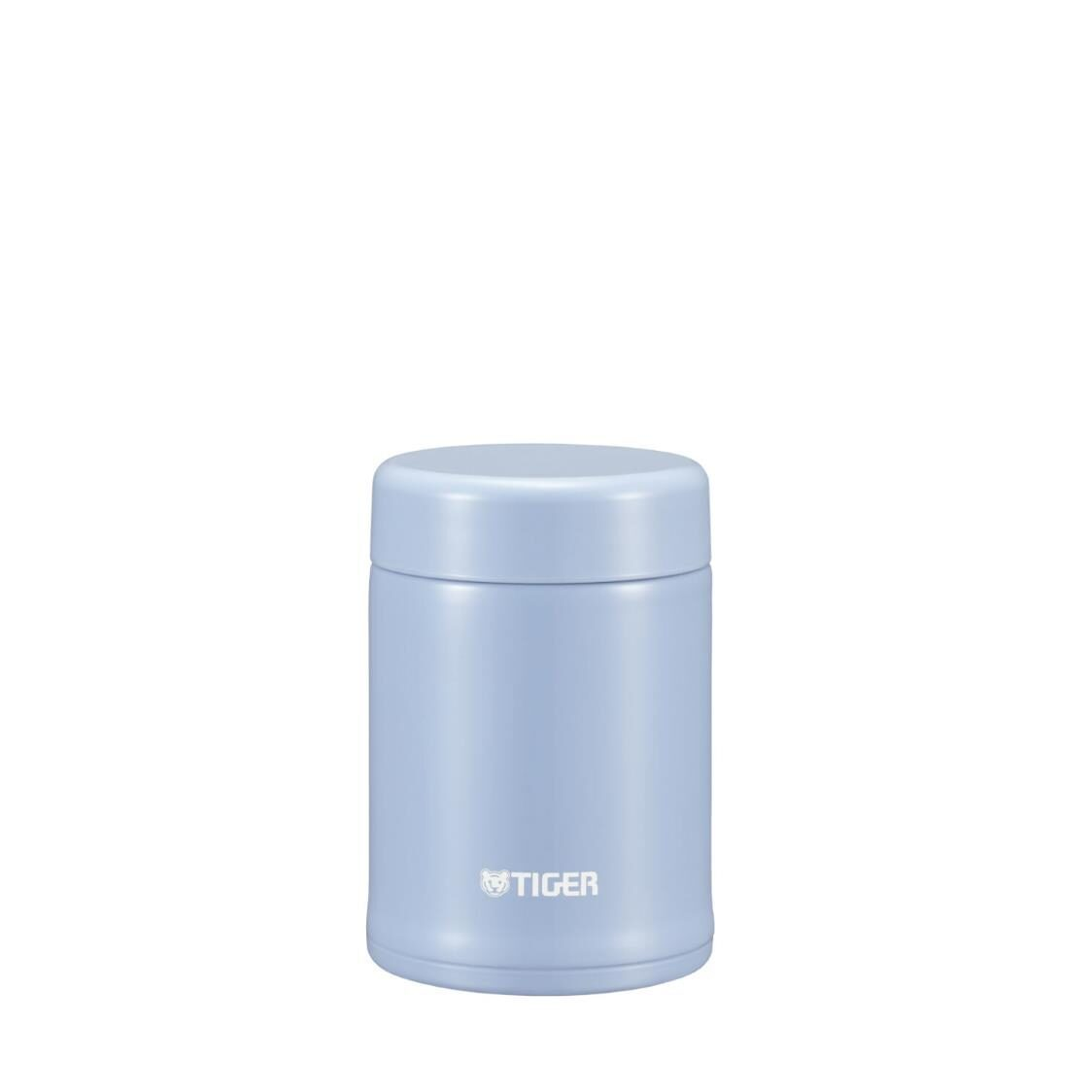 Tiger 250ml Double Stainless Steel Soup Porridge Cup Saxe Blue MCA-C025AS