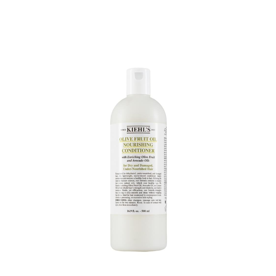 Kiehls Since 1851 Olive Fruit Oil Nourishing Conditioner 500ml