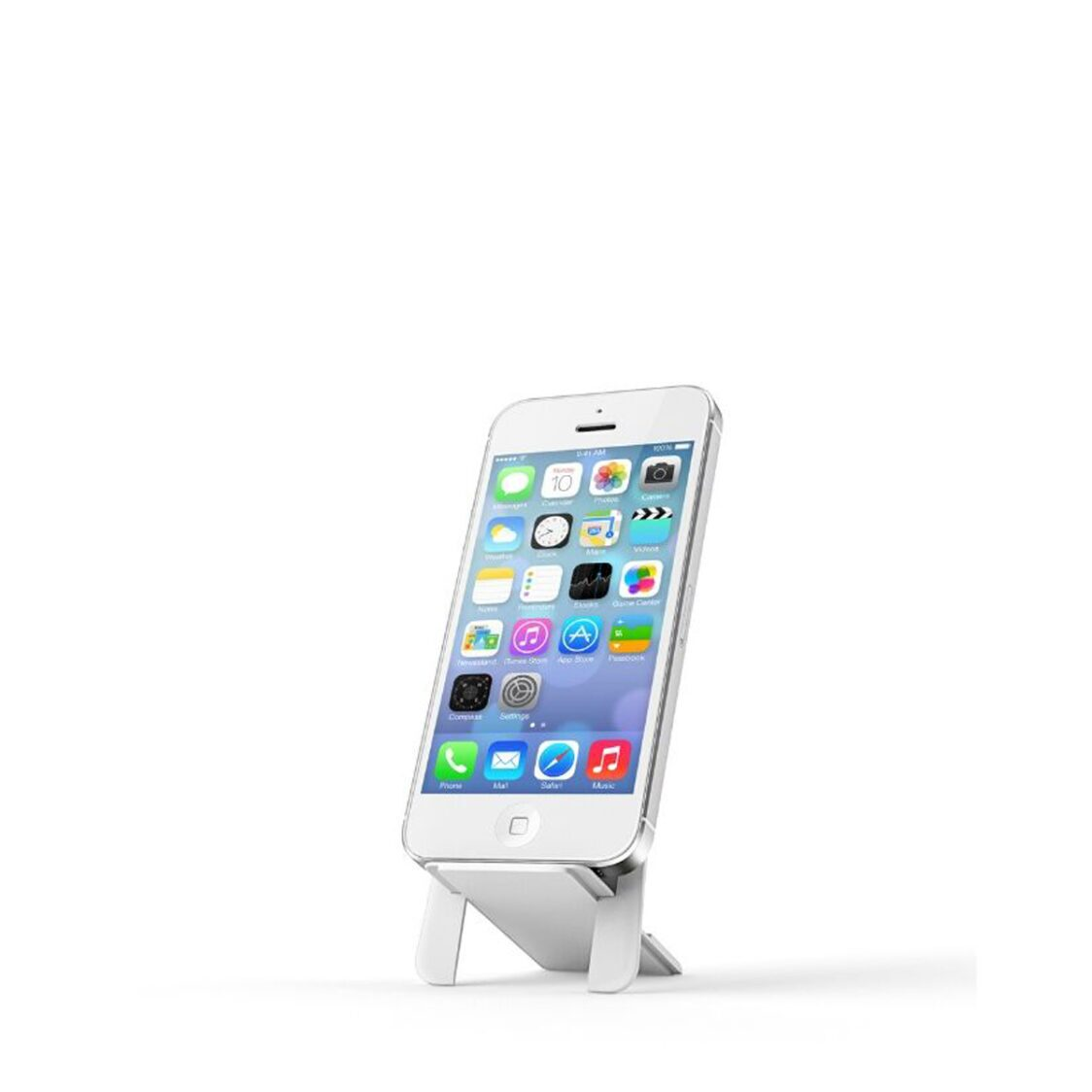 Hip Ion Phone Stand White