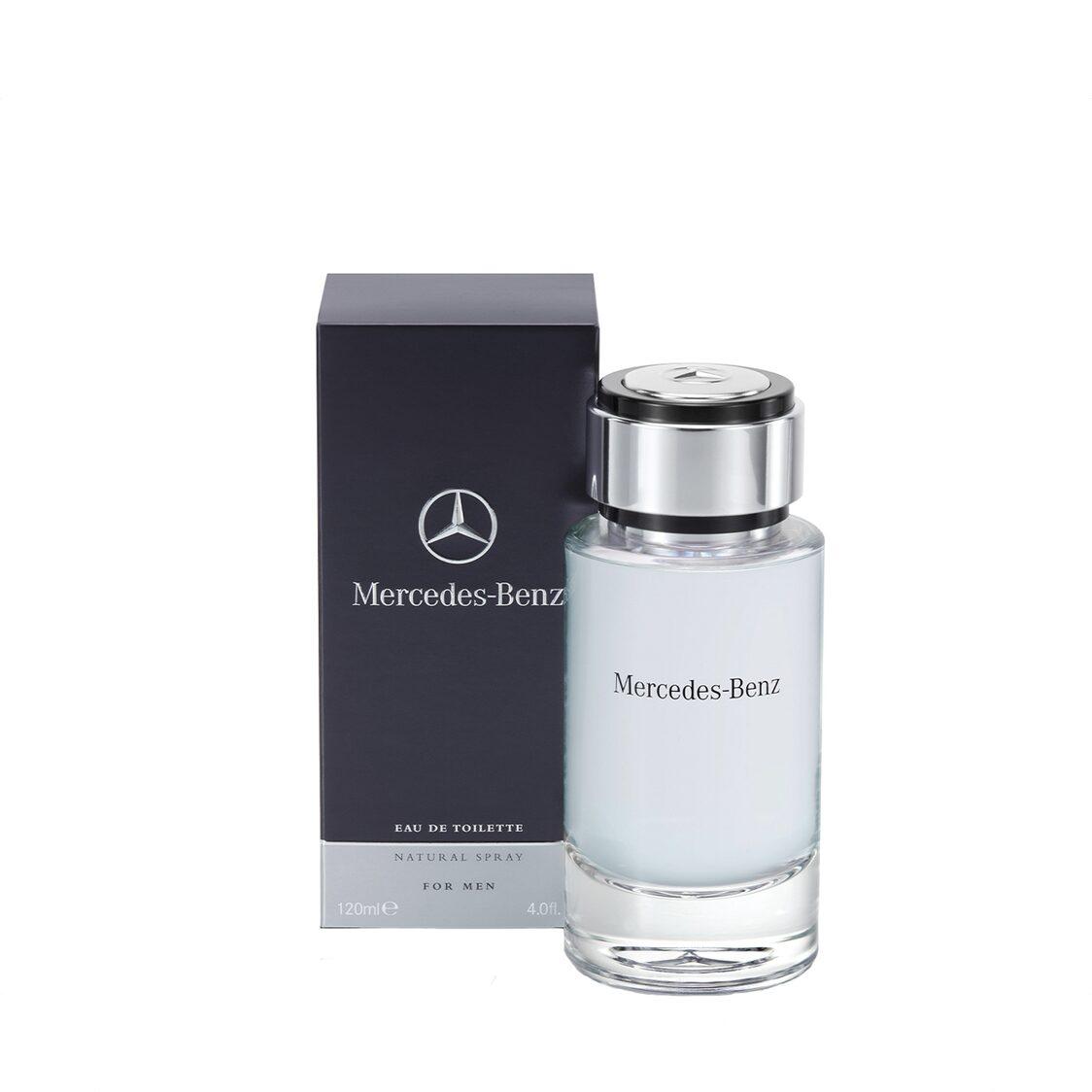 Mercedes-Benz For Men EDT 120ml