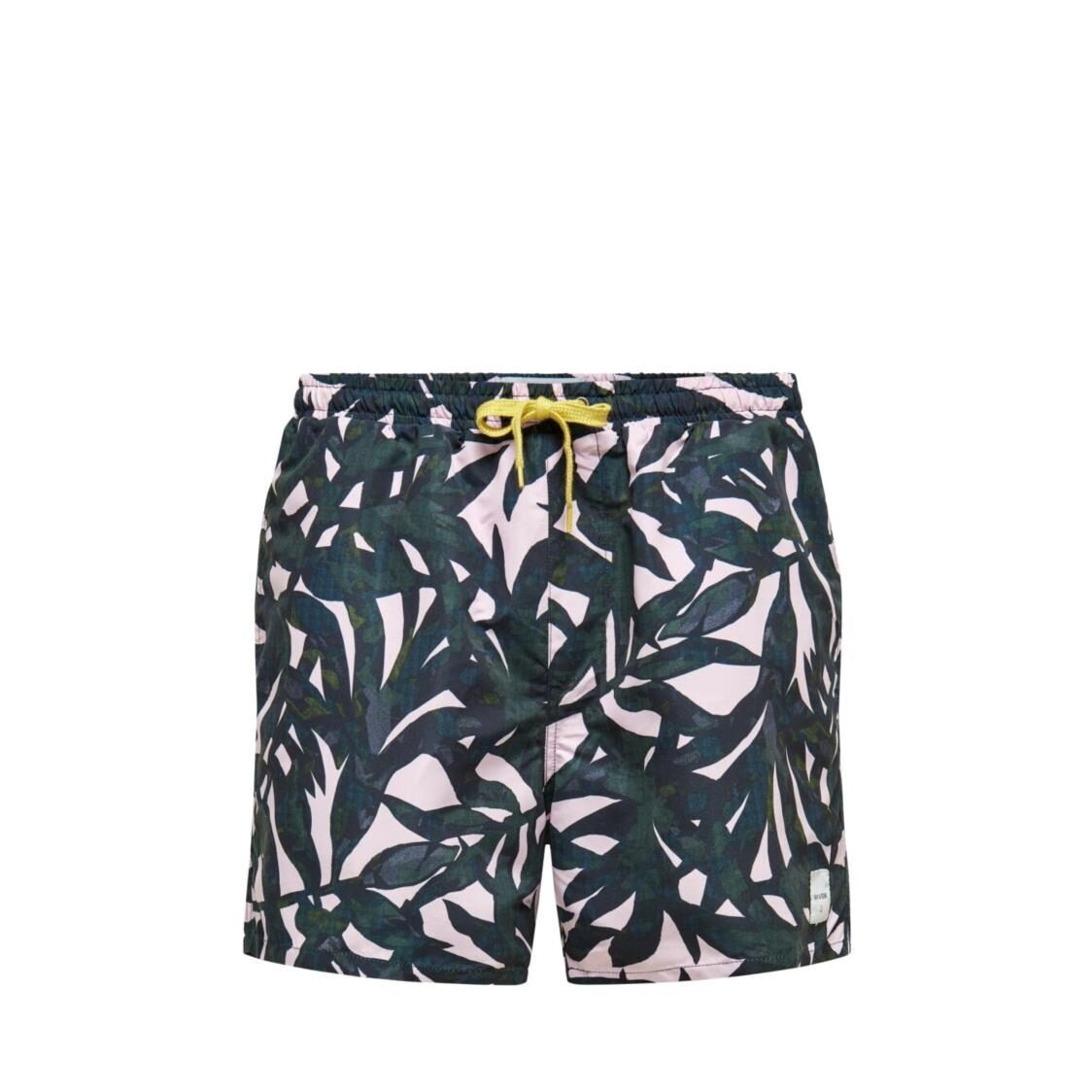 Only  Sons Onsted Swim Aop2 GW 9094 Raindrops