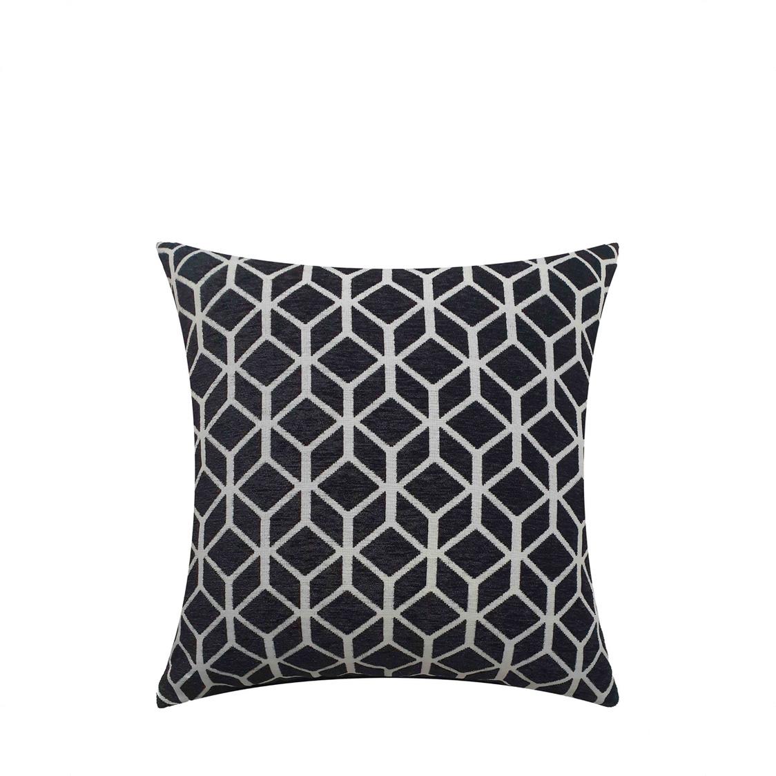 JRapee Devine Cushion Cover Black 43x43cm