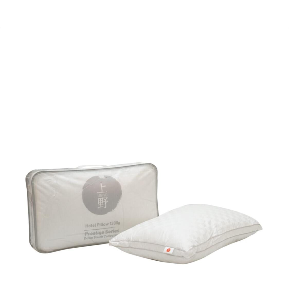 Ueno Prestige series Down Touch 1300g Pillow