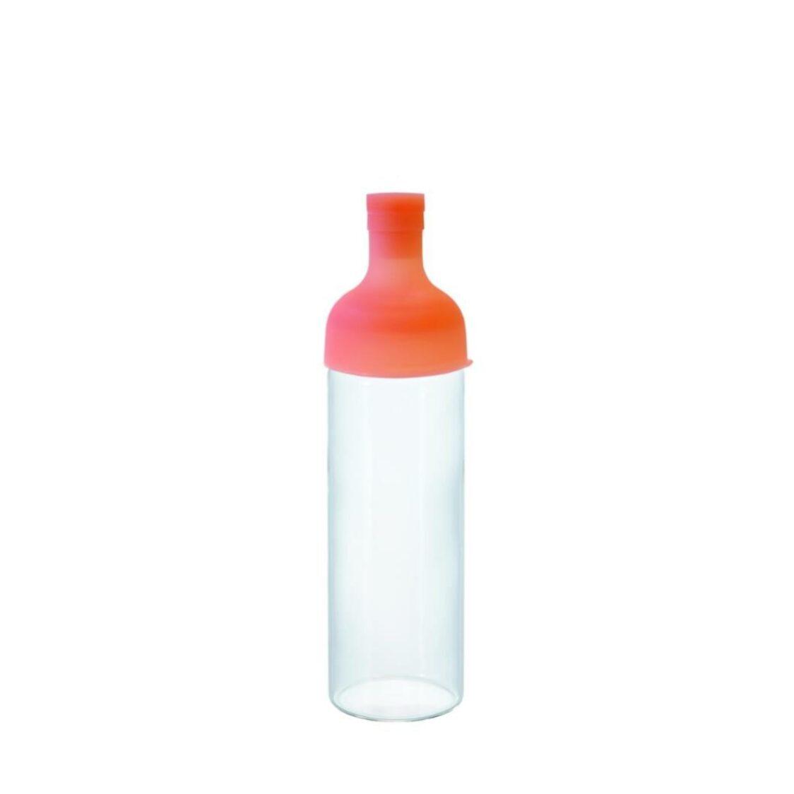 Hario 750ml Tropical Cold Brew Tea Filter In Bottle - Hawaiian Orange FIB-75TP-HOR