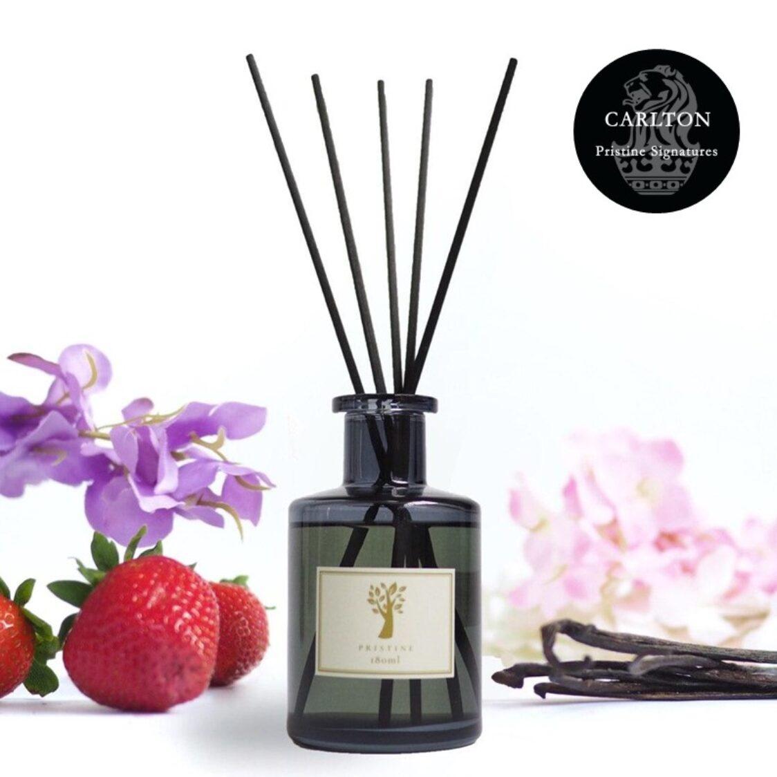Pristine Aroma Carlton Signature Scent Reed Diffuser 180ml
