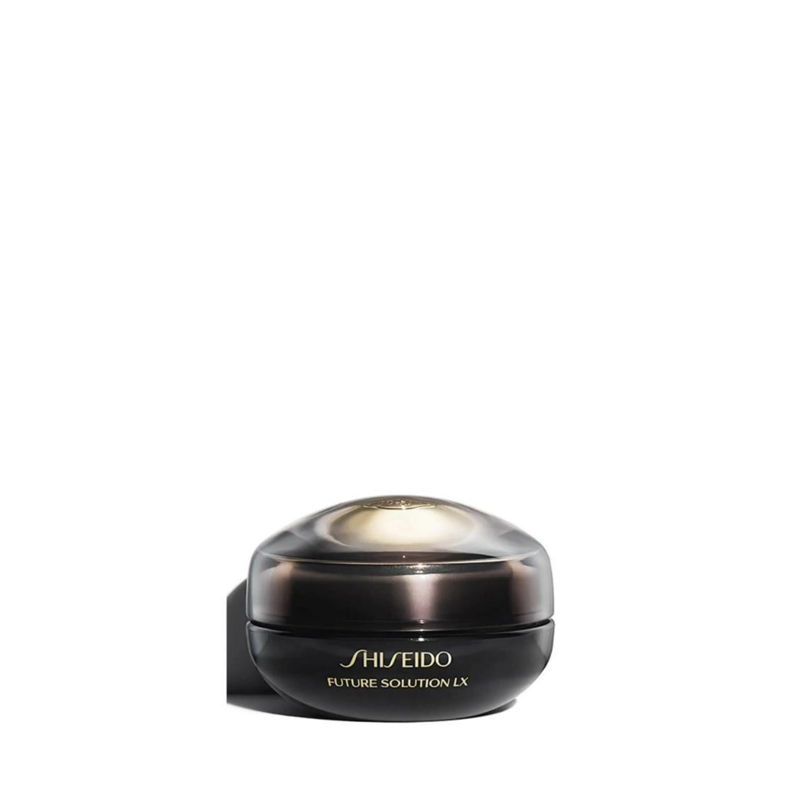 Shiseido Future Solution LX Eye  Lip Contour Regenerating Cream E 17ml