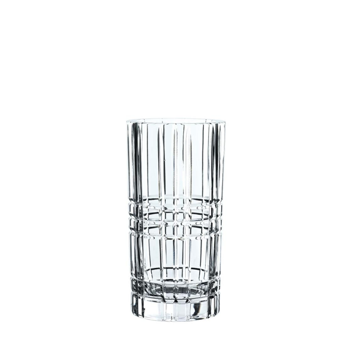 Nachtmann Lead Free Crystal Vase 12xH231cm Square R-97781