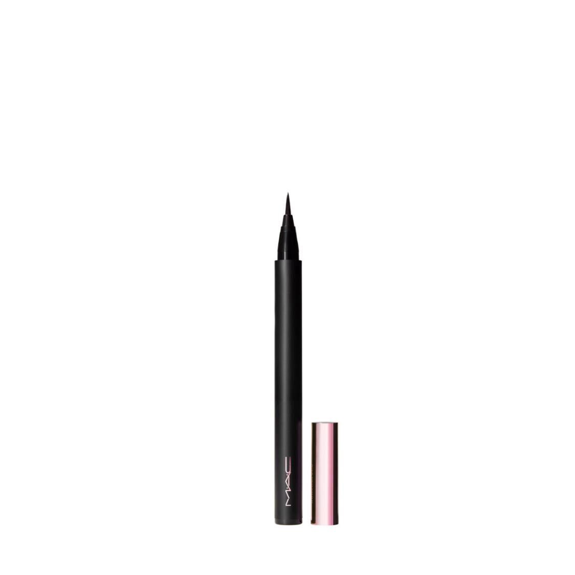 MAC Black Cherry Limited Edition  Brushstroke Eyeliner in Brushblack