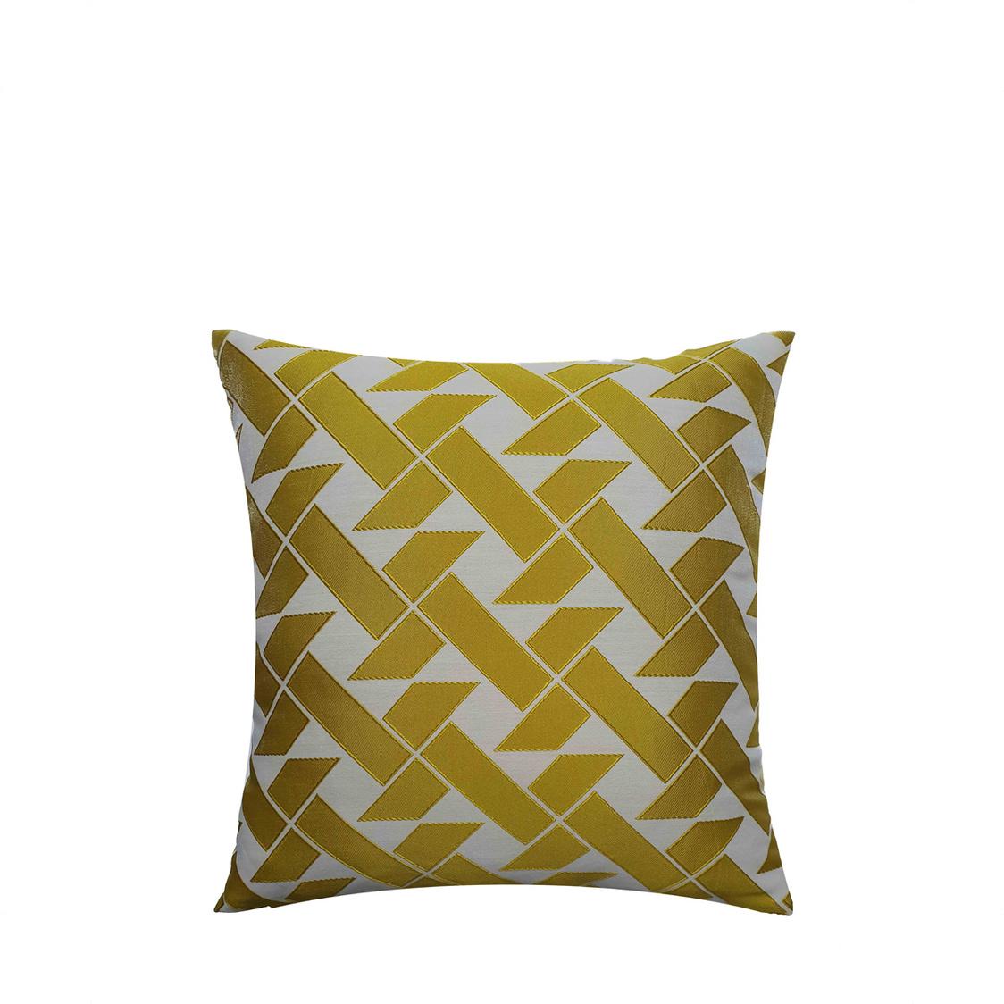 JRapee Galaxy Cushion Cover Yellow 43x43cm