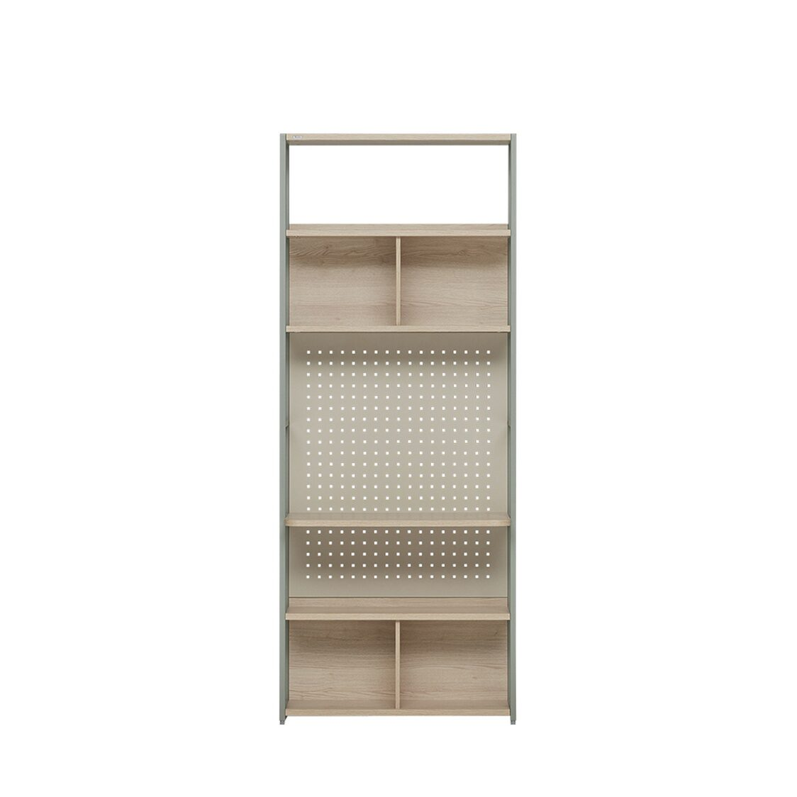 Iloom GLEN STUDIO 800W 6-story Multi Panel Storage HSPC486-NCCGG