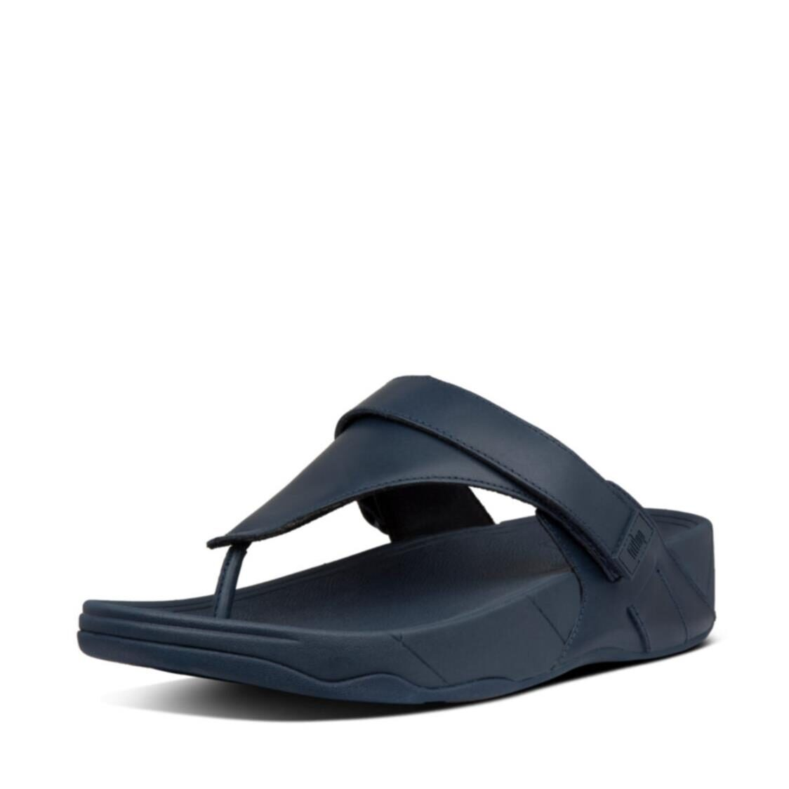 Fitflop Ethan Toe Thongs Midnight Navy Z85-399