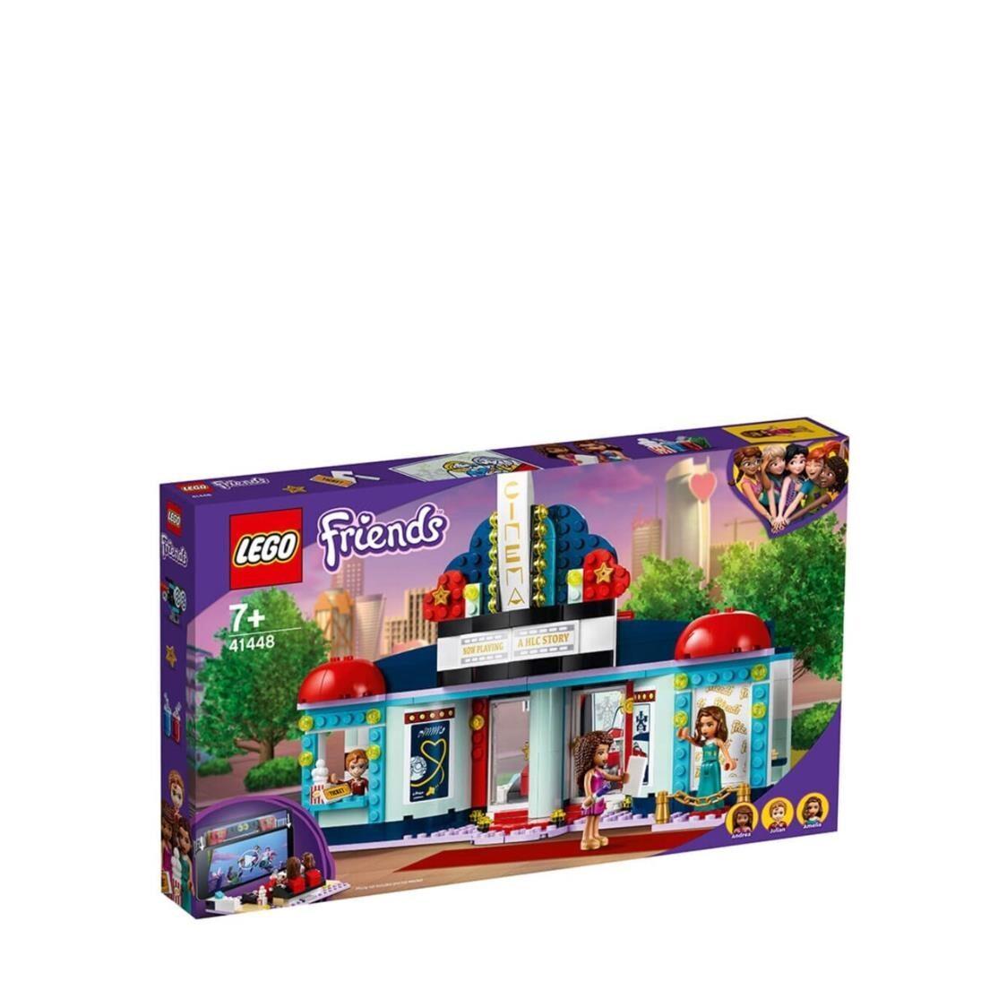 LEGO Friends - Heartlake City Movie Theater 41448