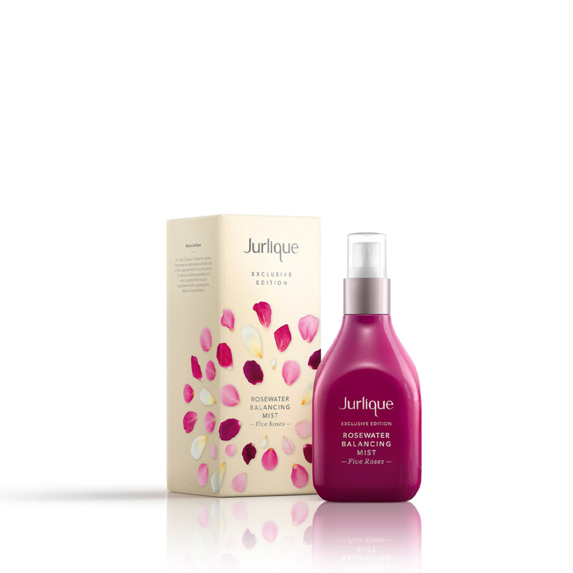 Jurlique Exclusive Edition Rosewater Balancing Mist Five Roses 100ml