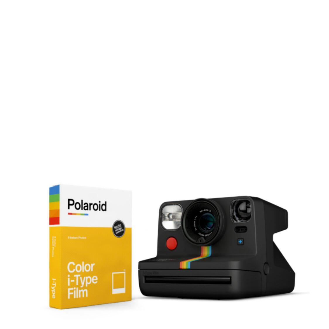 Polaroid Now Starter Kit - Black