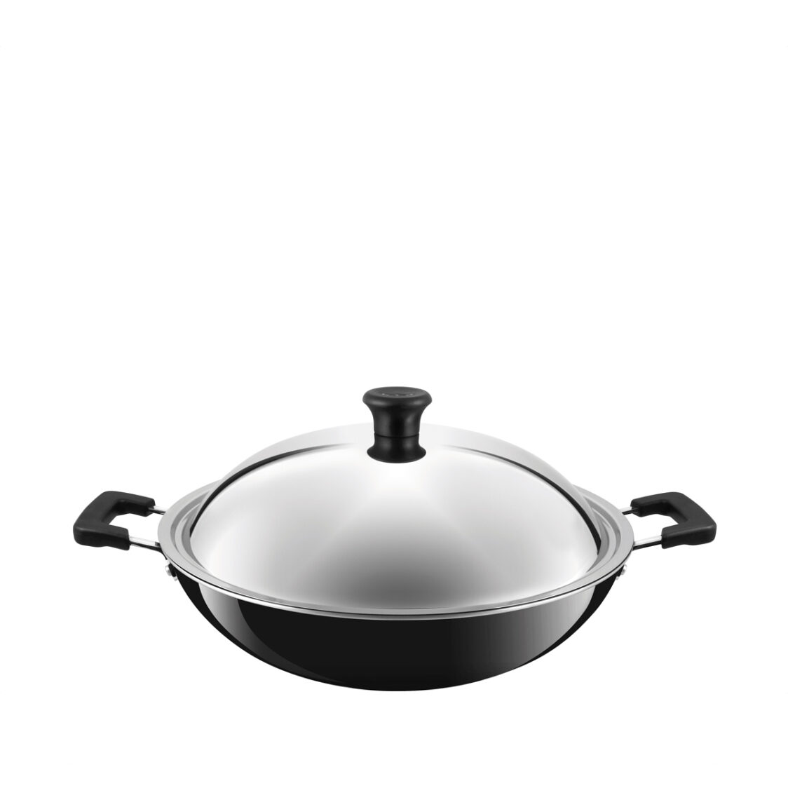 Tefal Cookware Asian Chinese Wok 40cm wLid C5289714