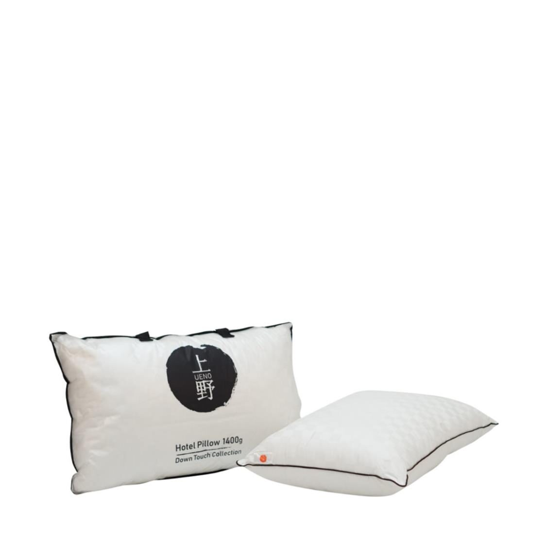 Ueno Down Touch 1400g Pillow