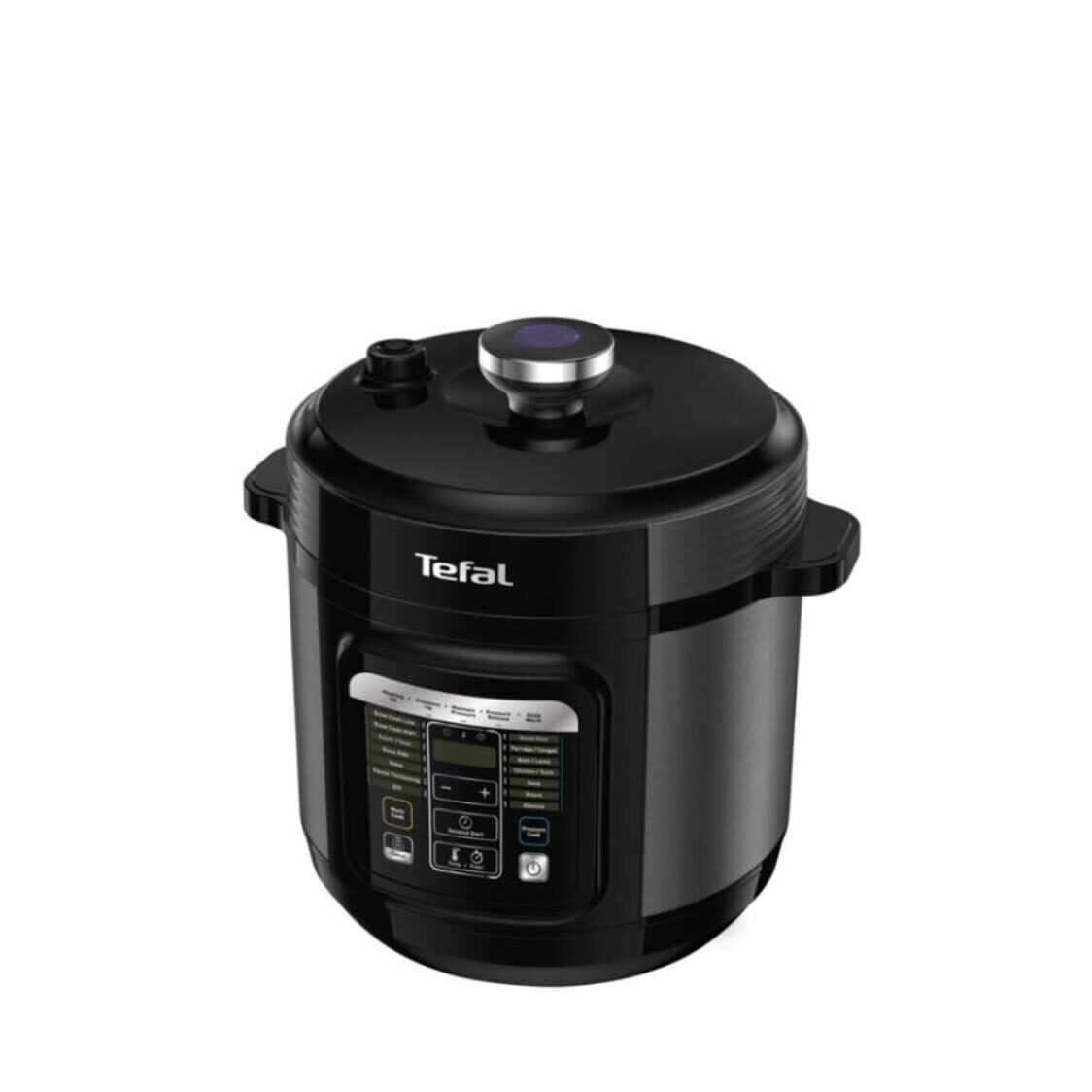 Tefal Home Chef Smart Multicooker 6l Cy601 Metro Department Store