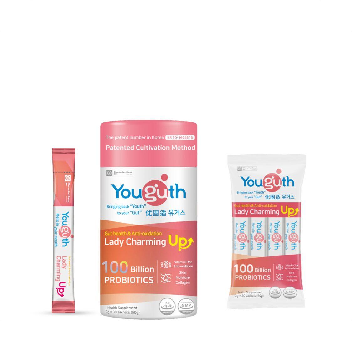 Youguth Probiotics Lady Charming Up 30s