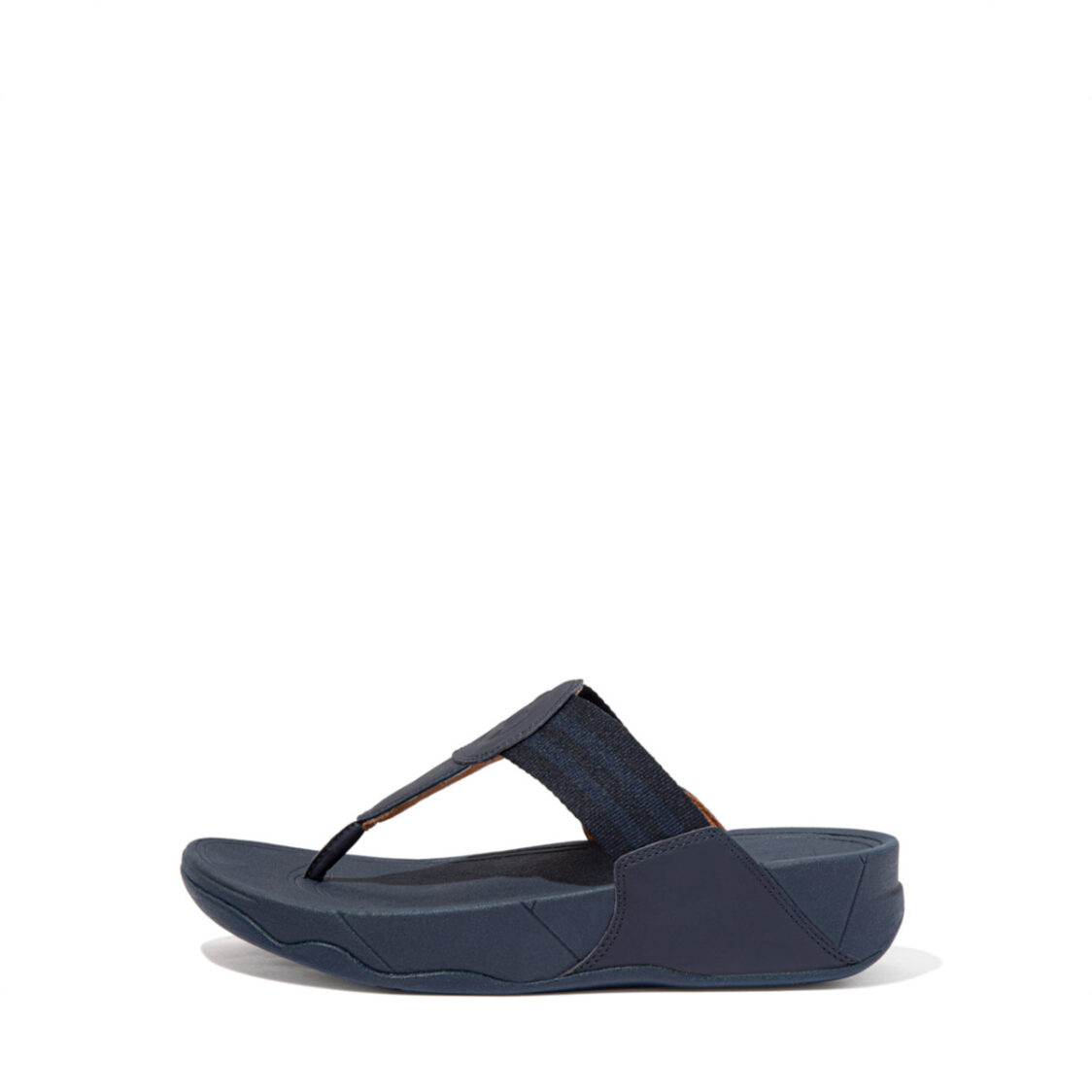 Fitflop Walkstar Toe-Post Sandals Midnight Navy Dx4-399