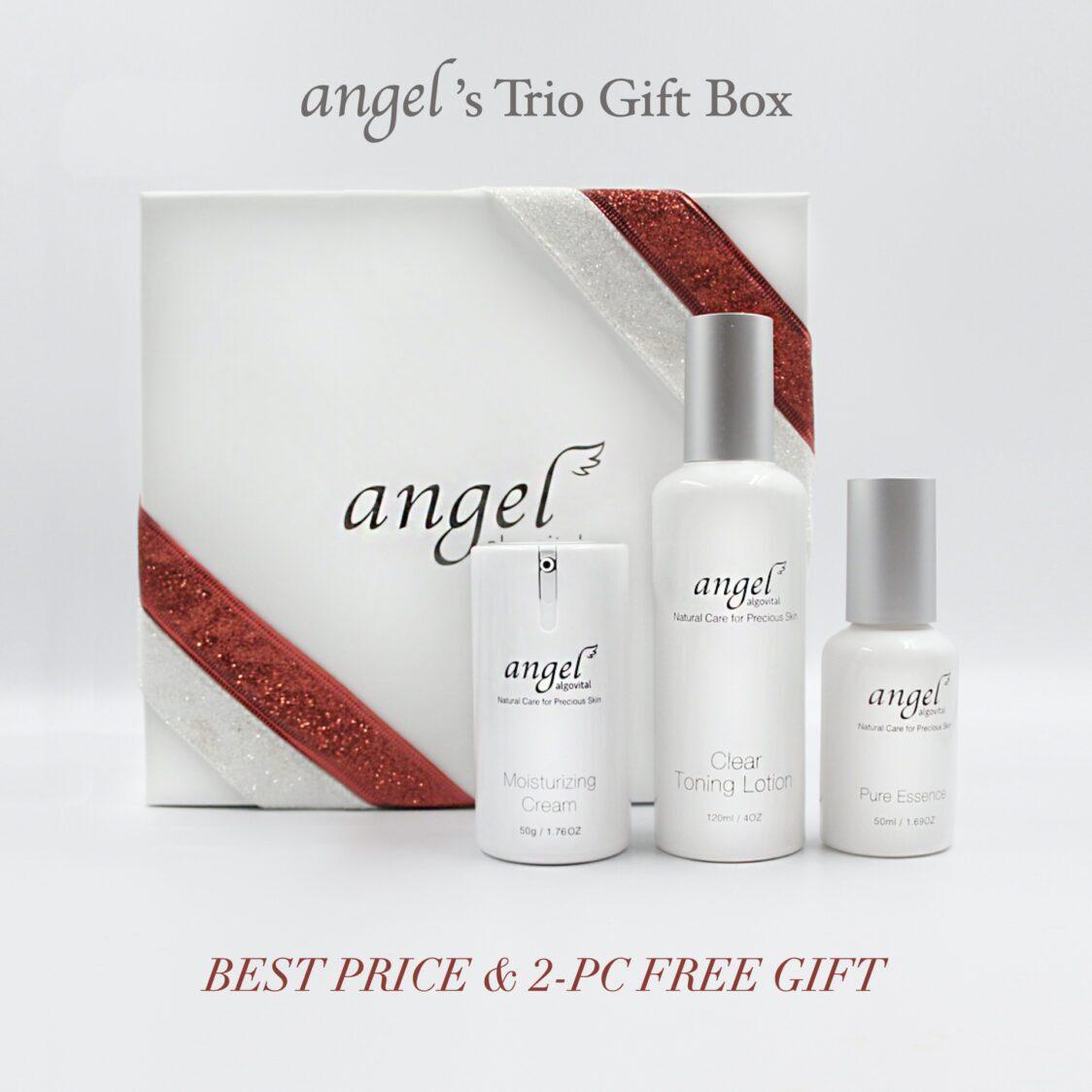 Algovital Angel Essential Trio Gift Box worth 152